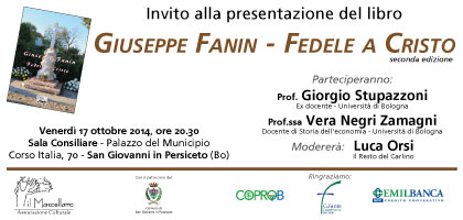 Giuseppe Fanin - Fedele a Cristo