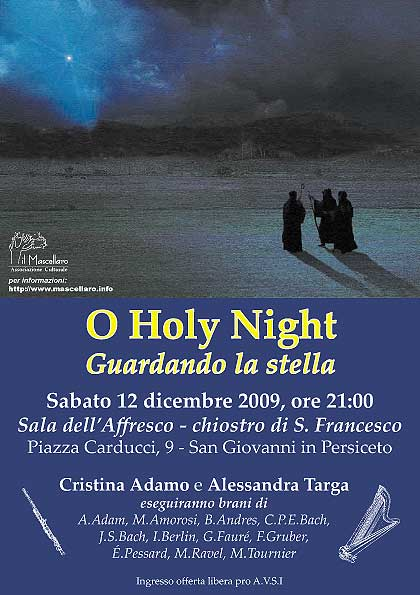 O Holy Night - Guardando la stella